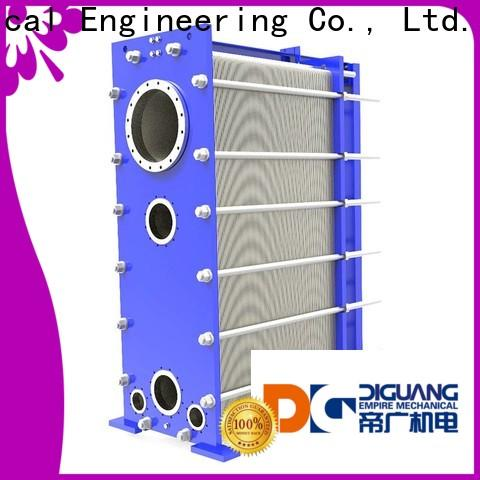 OEM best plate and frame heat exchanger price for business for transferring heat