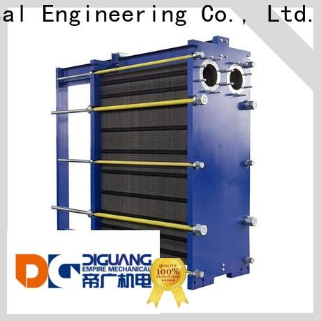 DIGUANG OEM best gasketed plate heat exchanger Suppliers for transferring heat