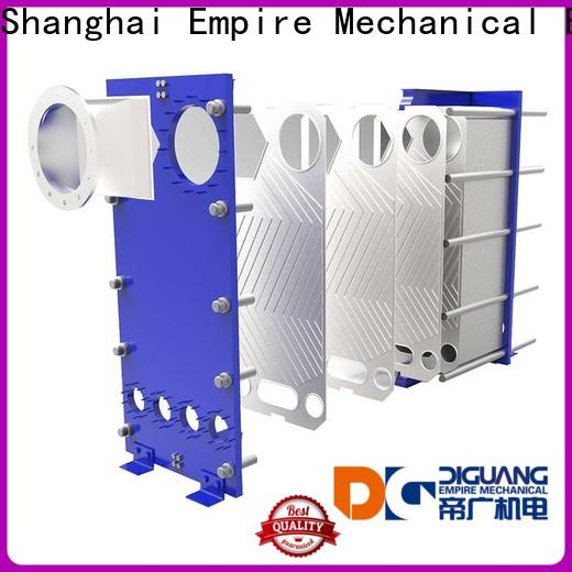 DIGUANG shell and tube heat exchanger manufacturers Suppliers for transferring heat
