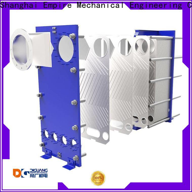 DIGUANG Bulk purchase custom plate and frame heat exchanger design factory for transferring heat