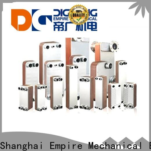 DIGUANG Bulk purchase high quality plate heat exchanger gasket manufacturer Supply for transferring heat