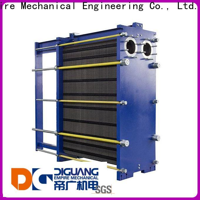 New compact plate heat exchanger Supply for transferring heat