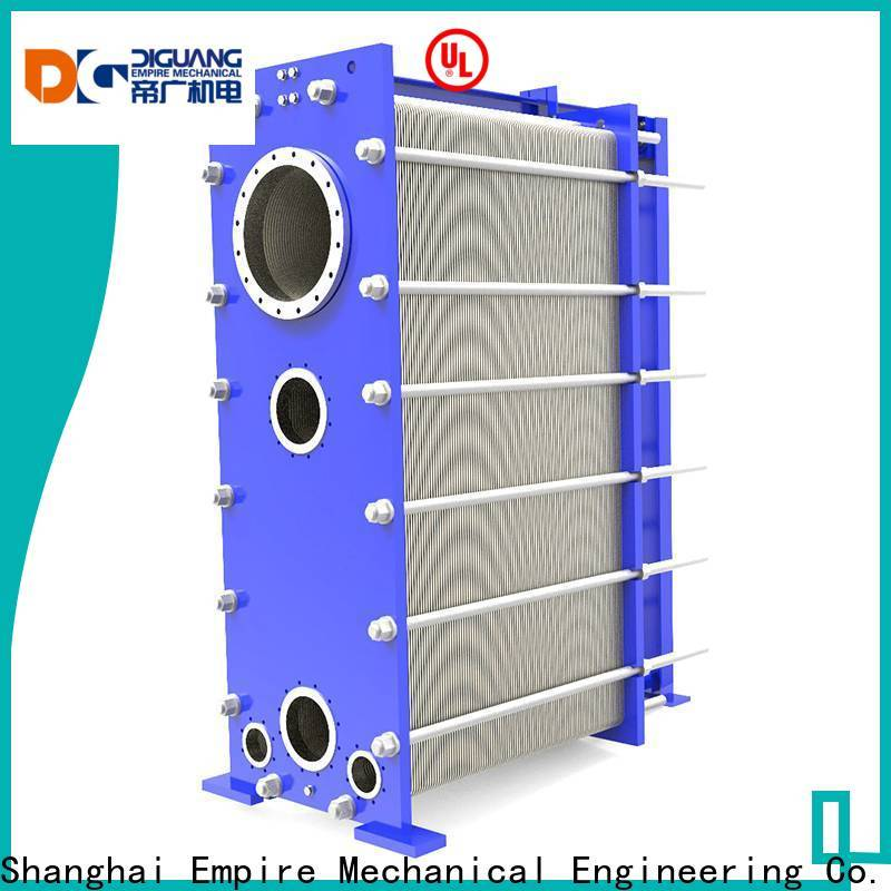 High-quality plate heat exchanger design factory for transferring heat