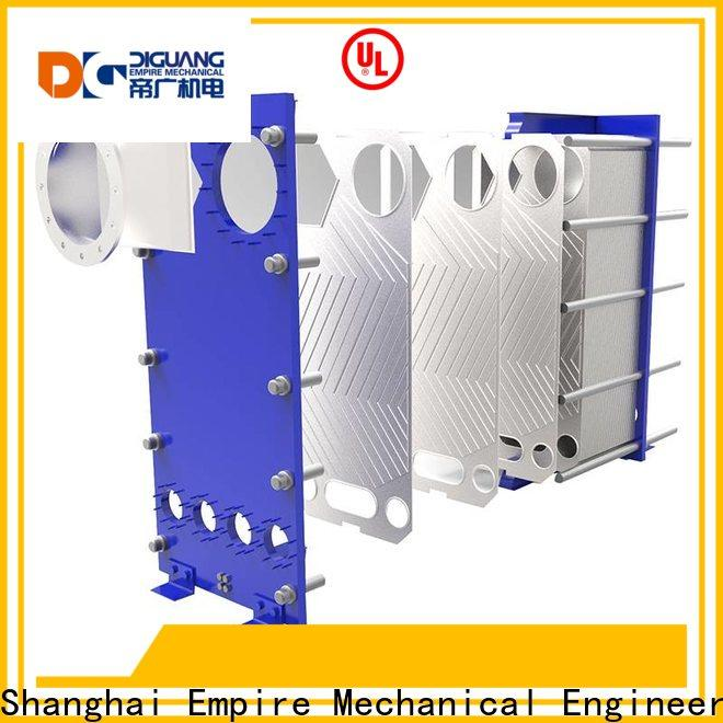DIGUANG water cooled heat exchanger Supply for transferring heat