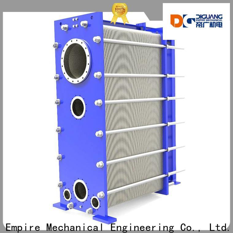 DIGUANG Wholesale double wall plate heat exchanger company for transferring heat