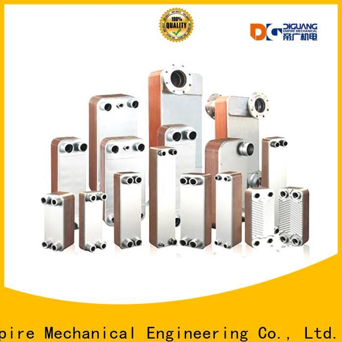 DIGUANG brazed plate heat exchanger sizing Suppliers for transferring heat