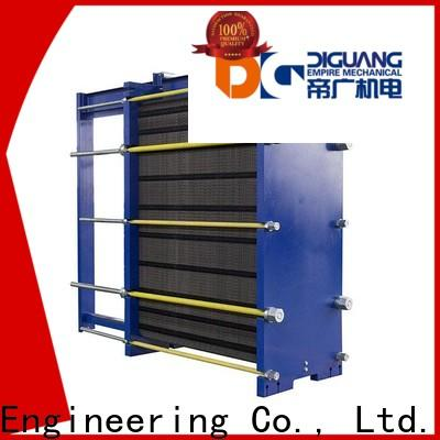 DIGUANG brazed heat exchanger Suppliers for transferring heat