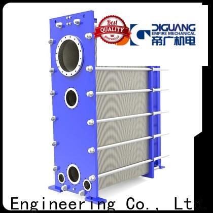 DIGUANG OEM plate heat exchanger installation Suppliers for transferring heat
