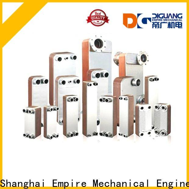 DIGUANG Custom best flat plate heat exchanger for sale Supply for transferring heat