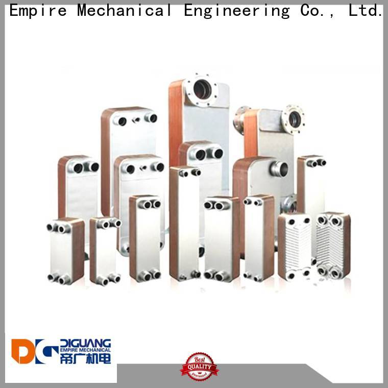 DIGUANG ODM high quality gasketed heat exchanger manufacturers for transferring heat