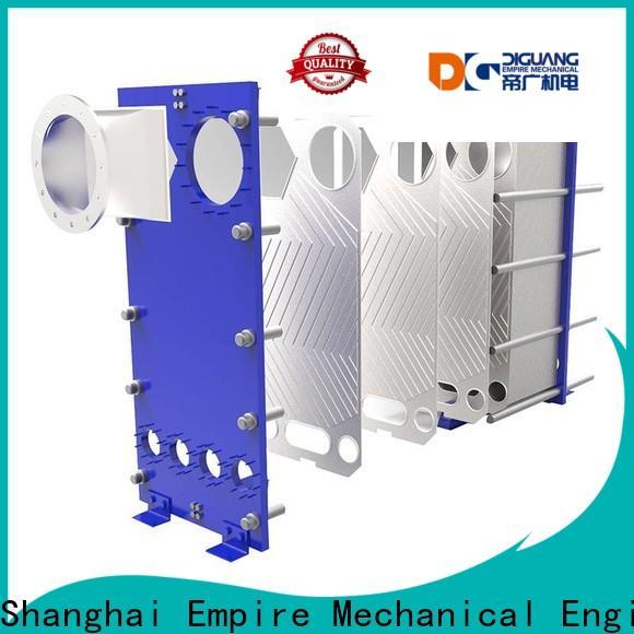 DIGUANG Bulk buy welded plate heat exchanger Suppliers for transferring heat
