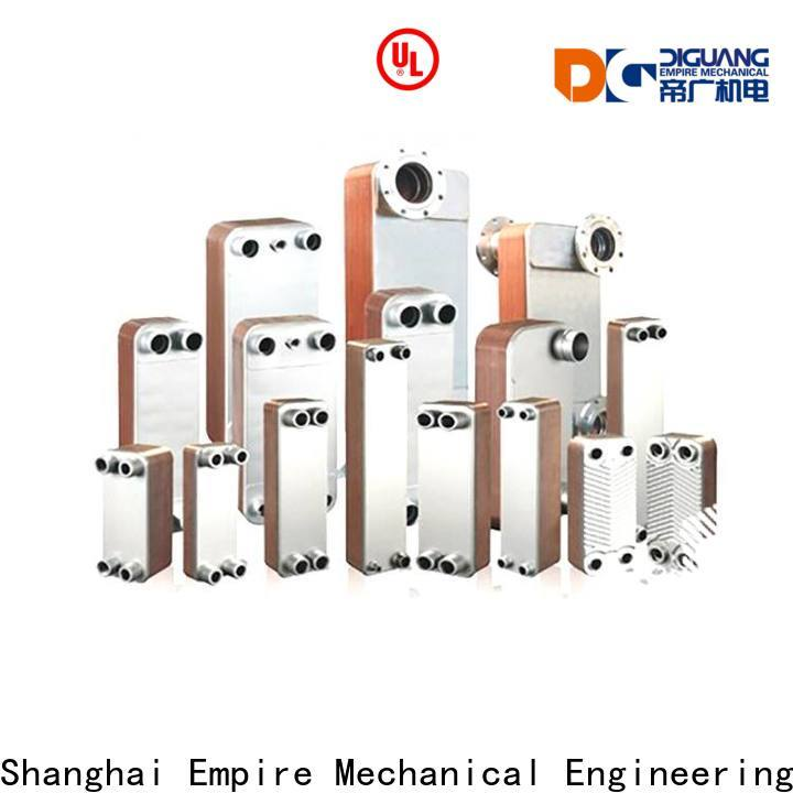 OEM best plate and frame heat exchanger selection for business for transferring heat