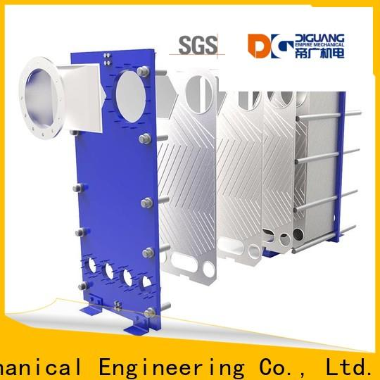 DIGUANG OEM high quality heat exchanger types Supply for transferring heat