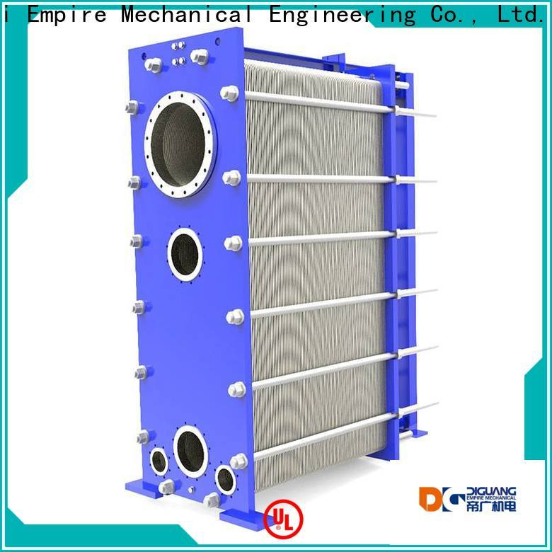 DIGUANG 20 plate heat exchanger Suppliers for transferring heat