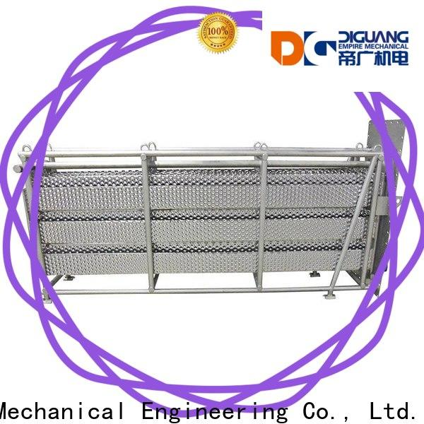 DIGUANG immersion plate heat exchanger Suppliers for transferring heat