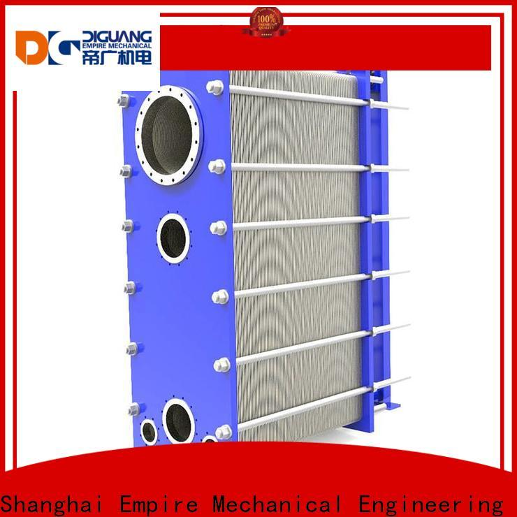 DIGUANG plate and frame heat exchanger calculations Supply for transferring heat