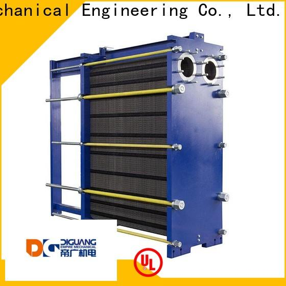 New plate heat exchanger condenser for business for transferring heat