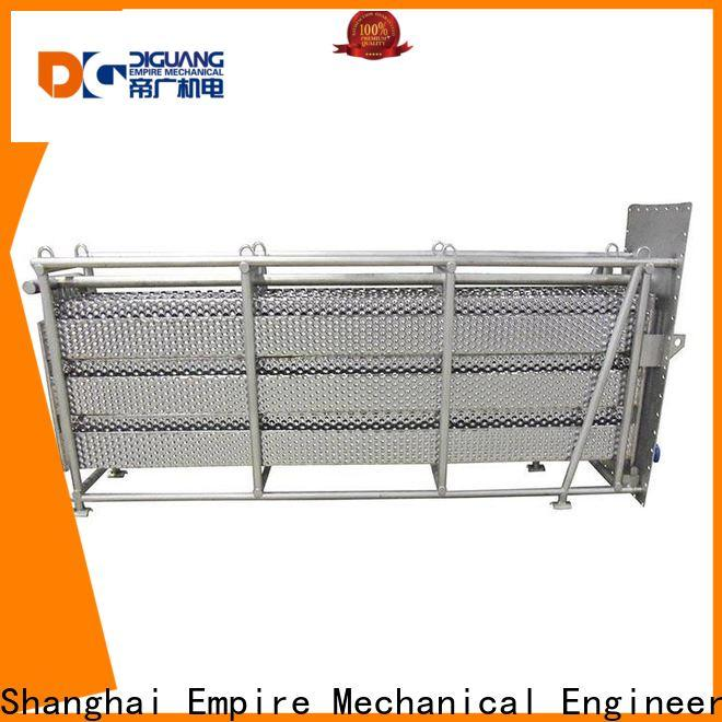 DIGUANG immersion plate heat exchanger for business for transferring heat
