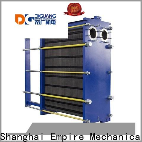DIGUANG brazed plate heat exchanger chiller Supply for transferring heat