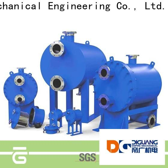 DIGUANG plate-shell heat exchanger Supply for transferring heat