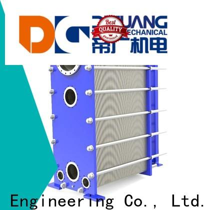 DIGUANG wide gap plate heat exchanger Supply for transferring heat