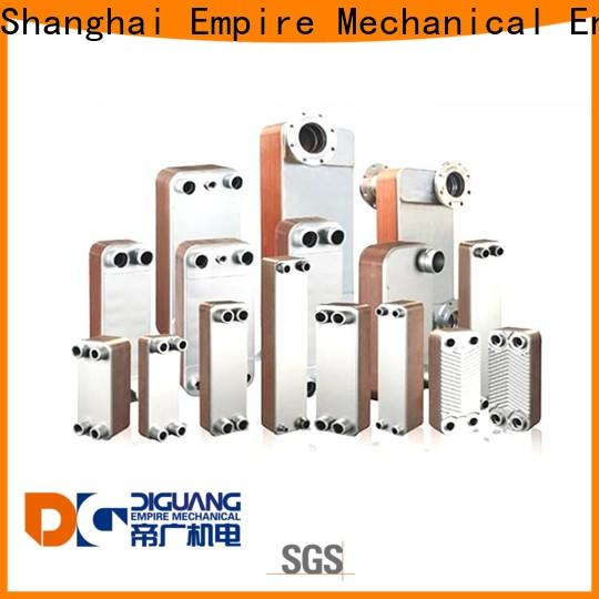 DIGUANG small plate heat exchanger manufacturers for transferring heat