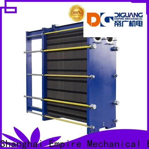 DIGUANG shell and tube heat exchanger for business for transferring heat