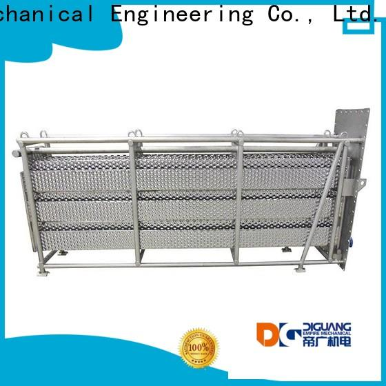 DIGUANG Wholesale custom immersion plate heat exchanger factory for transferring heat