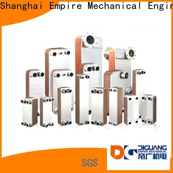 DIGUANG Best brazed plate heat exchanger manufacturers for transferring heat