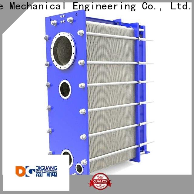 DIGUANG double wall heat exchanger factory for transferring heat