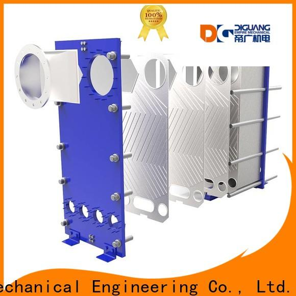 DIGUANG Custom best compact plate heat exchanger factory for transferring heat
