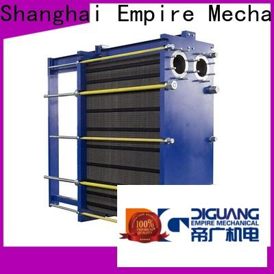 DIGUANG plate and frame heat exchanger manufacturers for business for transferring heat