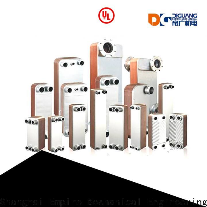 DIGUANG plate and frame heat exchanger manufacturers Supply for transferring heat