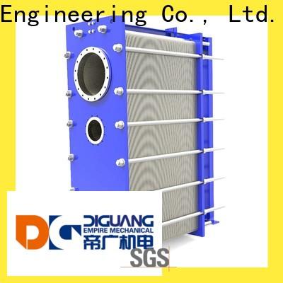 DIGUANG brazed plate heat exchanger for business for transferring heat