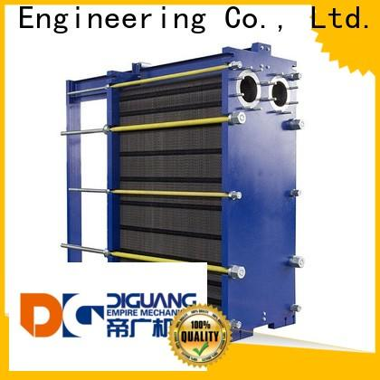 DIGUANG Wholesale ODM plate type exchanger company for transferring heat