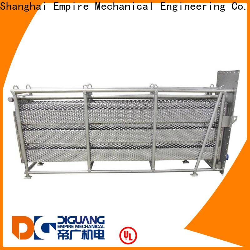 DIGUANG Bulk purchase OEM immersion plate heat exchanger manufacturers for transferring heat