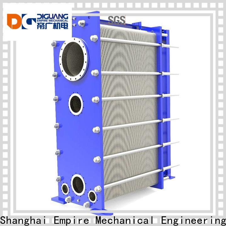 DIGUANG Wholesale custom welded plate and frame heat exchanger factory for transferring heat