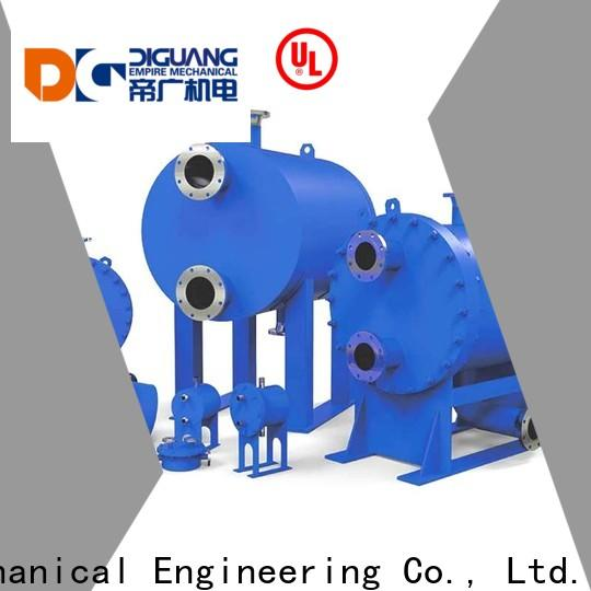 DIGUANG plate-shell heat exchanger manufacturers for transferring heat
