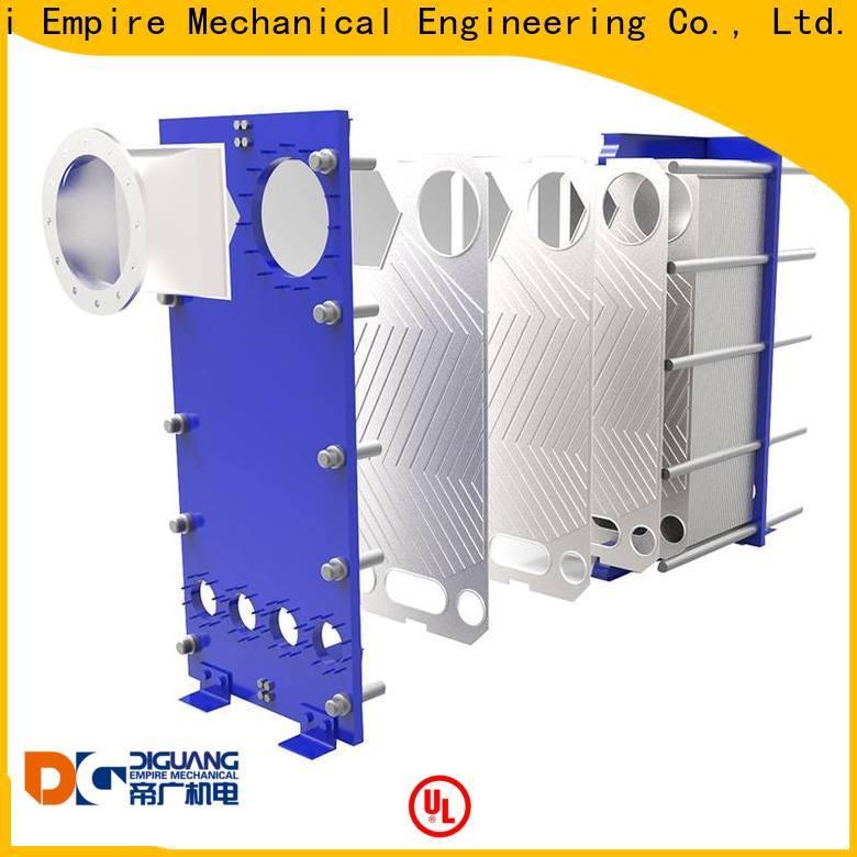 Custom best water coil heat exchanger manufacturers for transferring heat