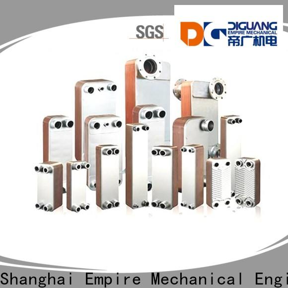 Custom OEM plate and frame heat exchanger sizing for business for transferring heat