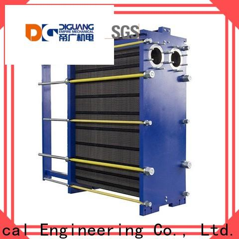 DIGUANG Custom water to water heat exchanger factory for transferring heat
