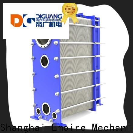 DIGUANG chilled water heat exchanger company for transferring heat
