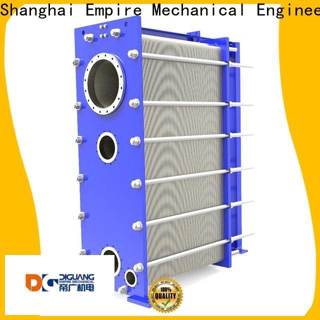 OEM best plate type heat exchanger design Supply for transferring heat