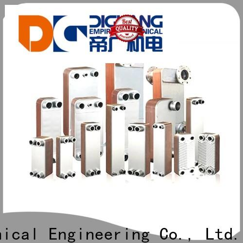 DIGUANG Bulk purchase best water plate heat exchanger manufacturers for transferring heat