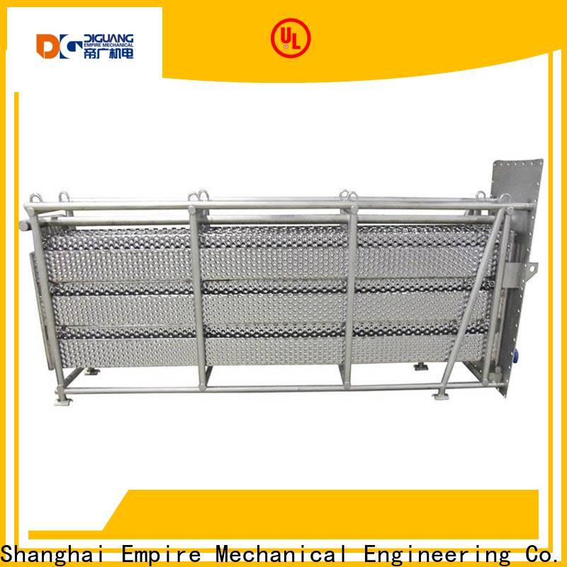 DIGUANG pillow plate heat exchanger manufacturers for transferring heat