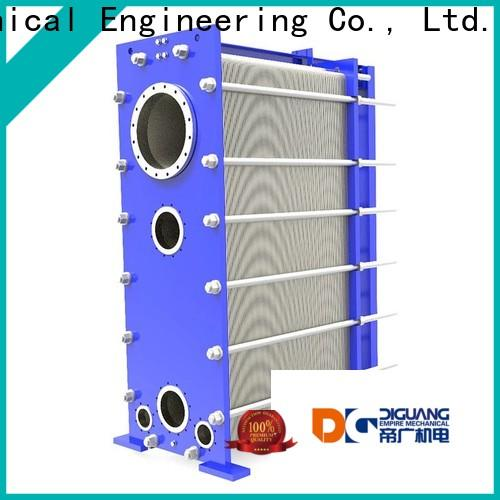 DIGUANG stainless steel plate heat exchanger company for transferring heat