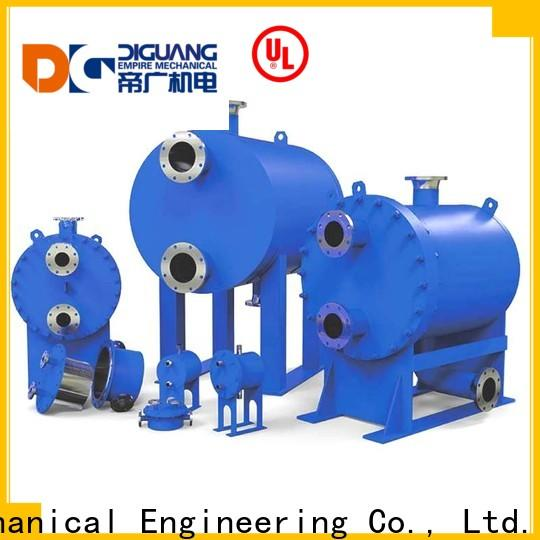 DIGUANG Wholesale ODM plate and shell heat exchanger factory for transferring heat