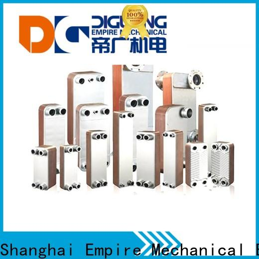 Wholesale custom water coil heat exchanger factory for transferring heat