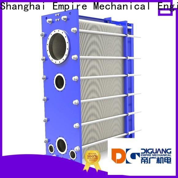 Custom plate condenser company for transferring heat