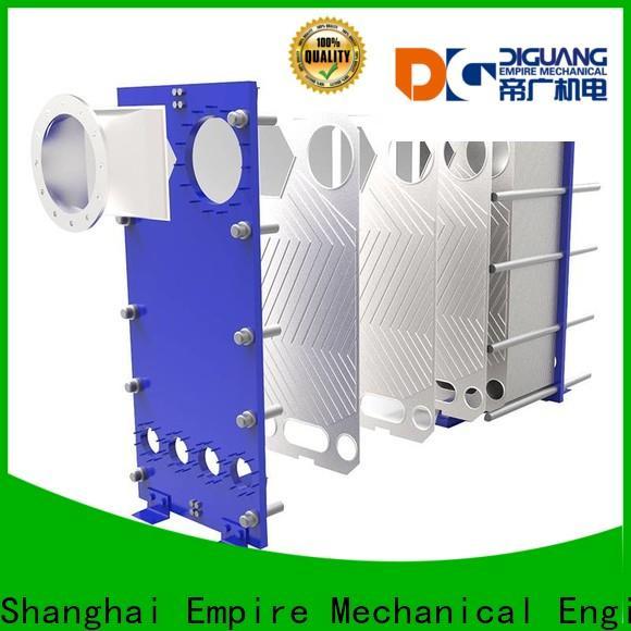 Custom OEM plate condenser company for transferring heat